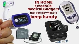 medical devices to keep at home