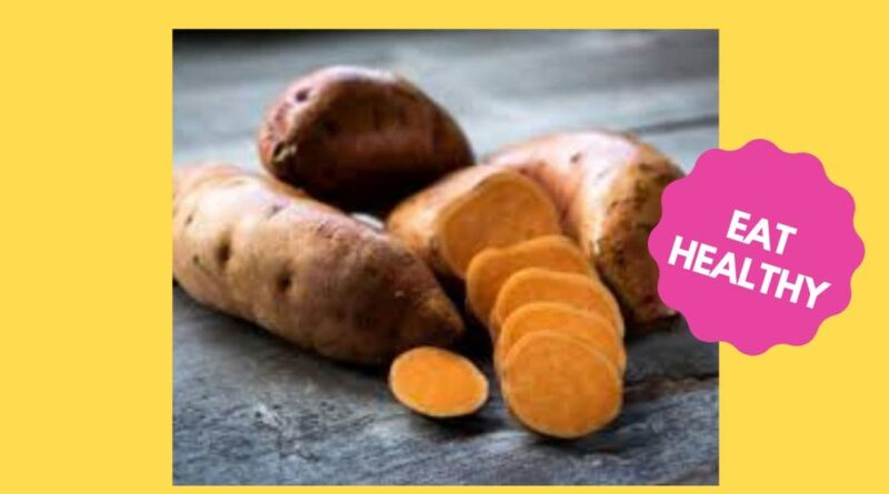 Health Benefits of Sweet Potatoes
