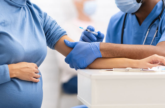 COVID vaccine during pregnancy